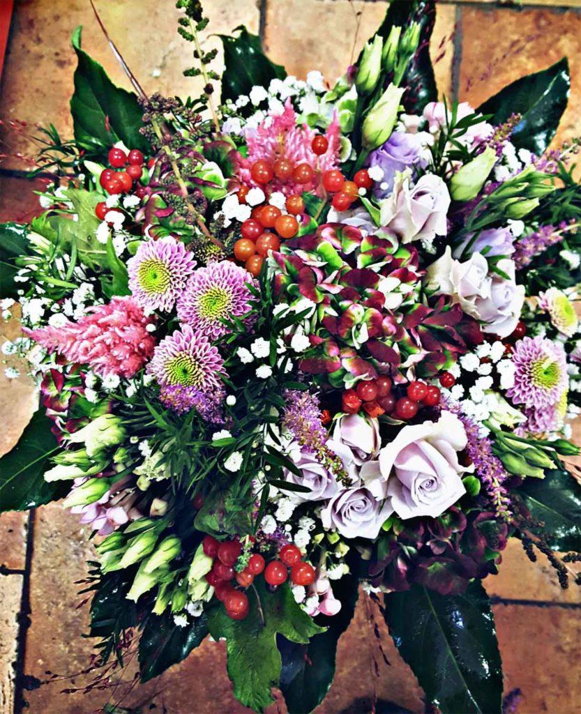 Brautstrauß - Blumenparadies Schulze Bernburg