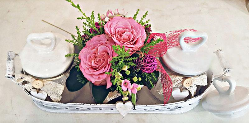 Geschenkidee - Blumenparadies Schulze Bernburg