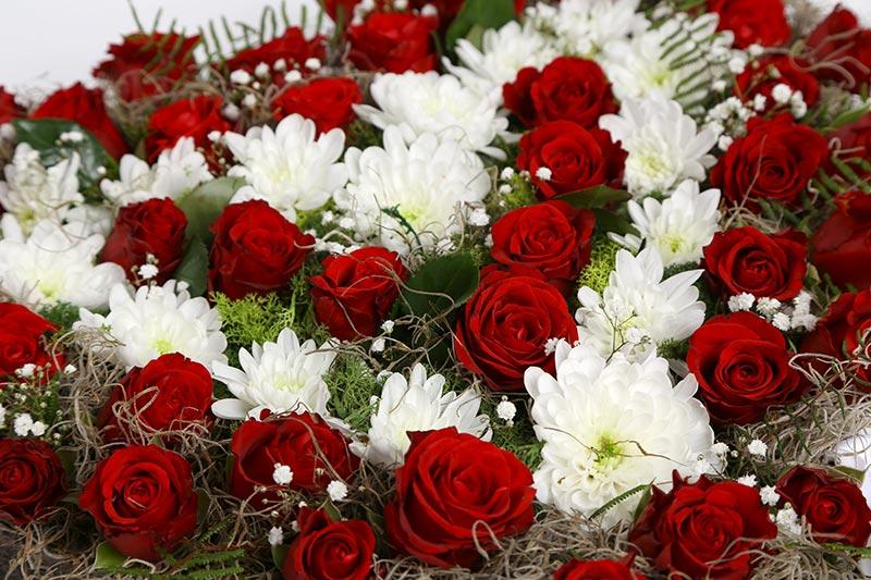 Hochzeitsfloristik - Blumenparadies Schulze Bernburg - Foto: Simon Kirchhof