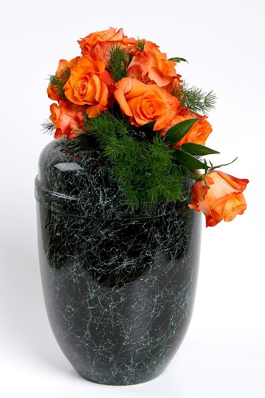 Urnenschmuck - Blumenparadies Schulze Bernburg - Foto: Simon Kirchhof